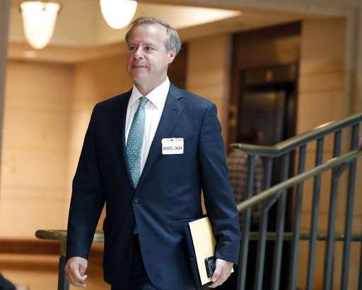 Twitter execs talk to House, Senate in Russia probe