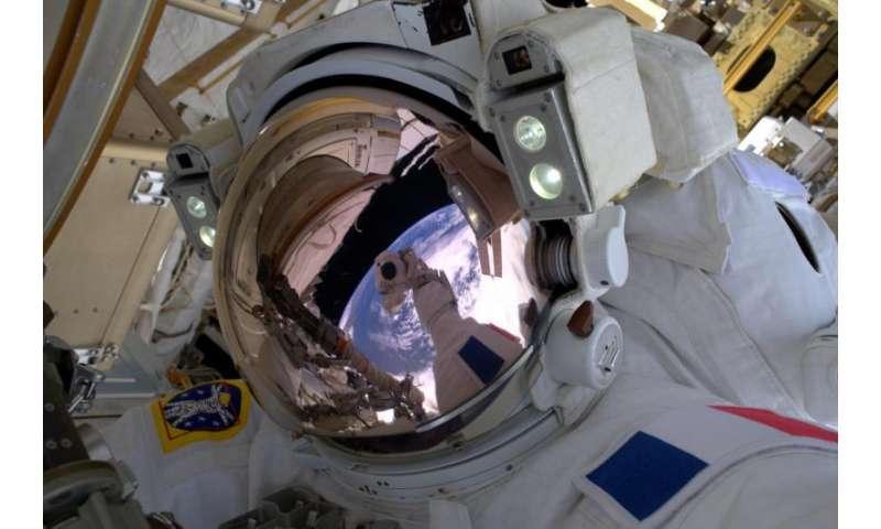 Two more spacewalks for Thomas Pesquet