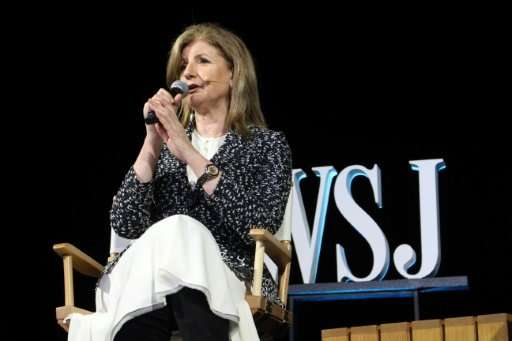 """Uber board member Arianna Huffington, speaking at the WSJD Live conference in California, said that a """"cult of the top perf"""