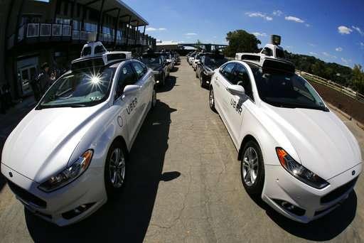 Uber resumes self-driving car program after brief suspension