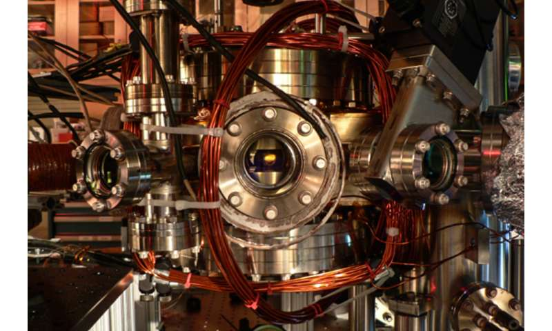 Ultracold molecules hold promise for quantum computing