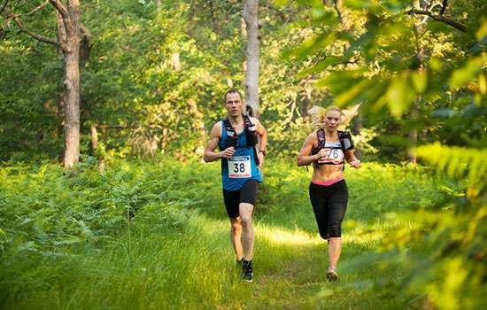Ultra runners not your average human being