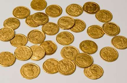 Unique hoard of gold casts new light on final stages of Roman rule in the Netherlands