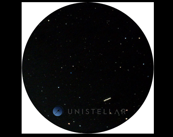 Unistellar's eVscope successfully finds, images asteroid florence