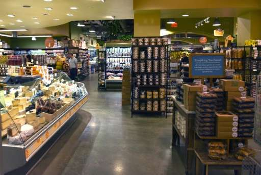 Upscale US grocer Whole Foods Market, known for its pricey organic options, will increase pressure on competitors with its new d