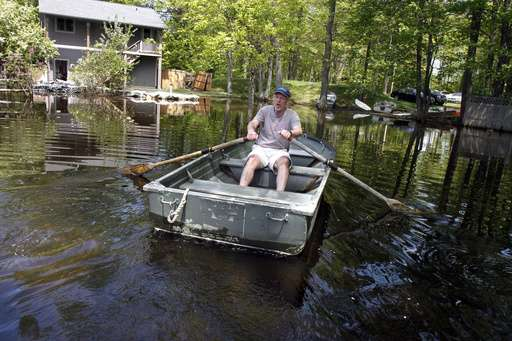 US and Canadian scientists to study cross-border flooding