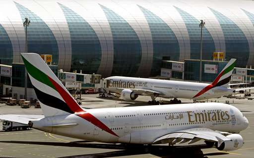 US, UK bar laptop carry-ons from Mideast, N. Africa flights