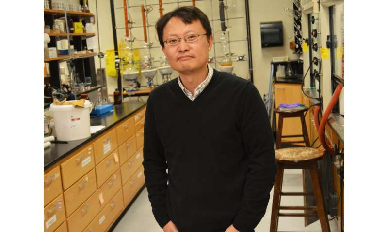 UTA to develop faster, cheaper methods to synthesize compounds used in drug discovery