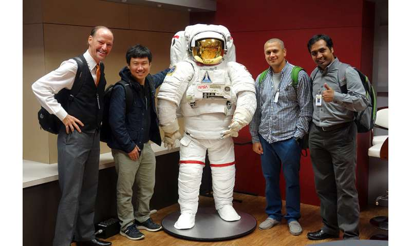 UT Dallas researchers develop techniques to analyze thousands of hours of Apollo mission audio