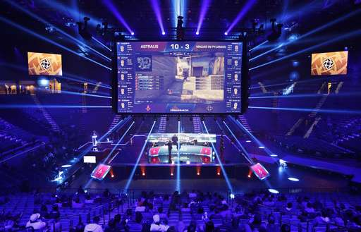 Vegas gets e-sports arena in effort to attract millennials