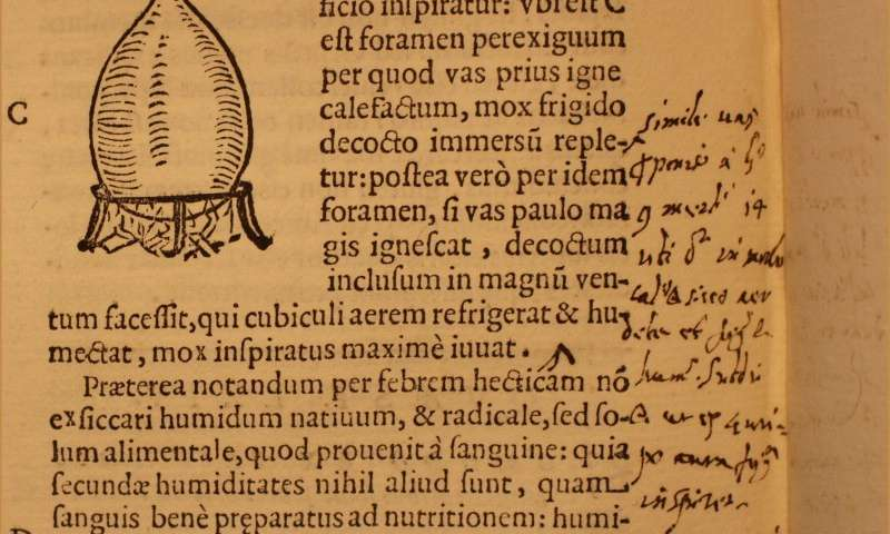 Venetian physician had a key role in shaping early modern chemistry