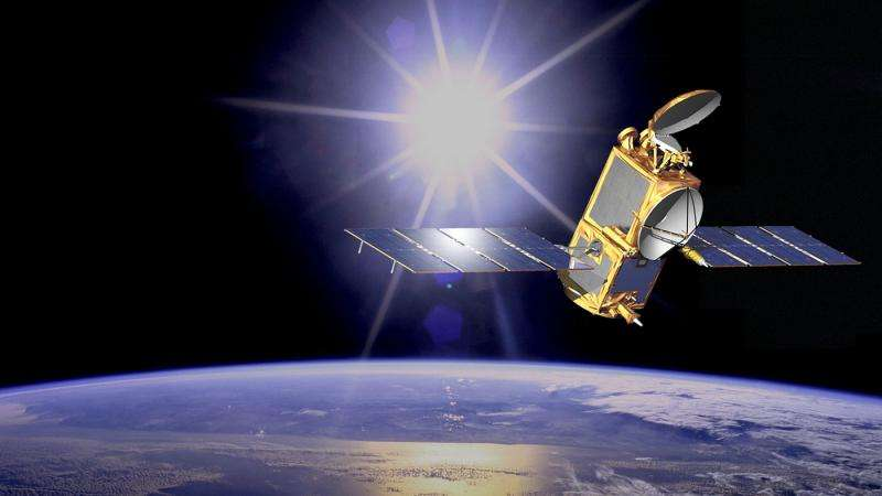 Veteran ocean satellite to assume added role