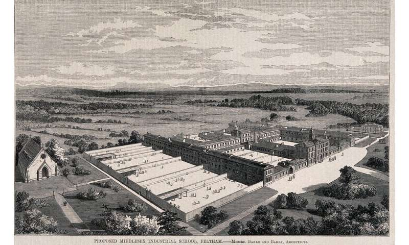 Victorian child reformatories were more successful than today's youth justice system