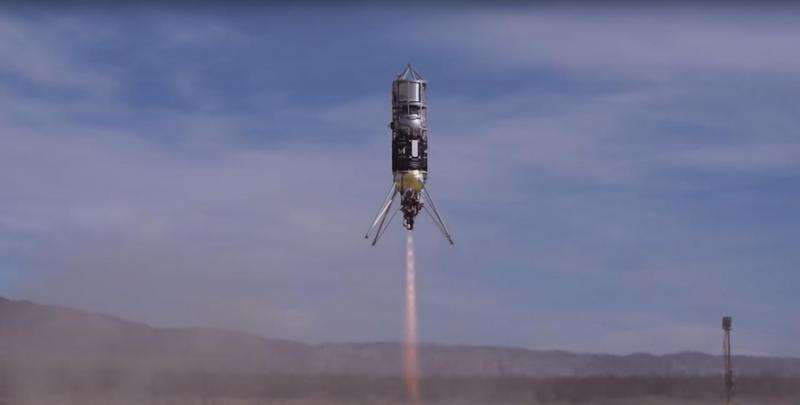 Video: Developing landing tech for space