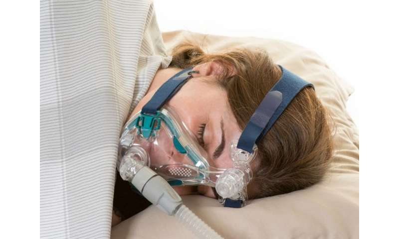 Videotaping sleepers raises CPAP use