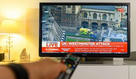 Violent news videos can be a moral motivator, says researcher