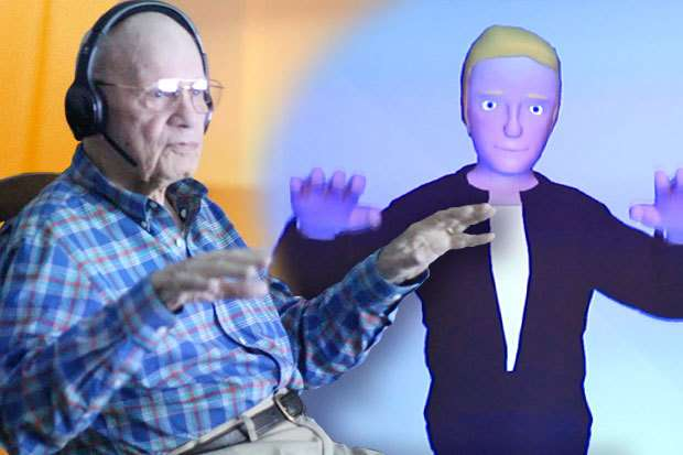 Virtual puppets developed by kinetic imaging professor help older adults feel more comfortable telling their stories