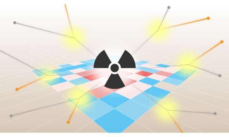 Visualizing nuclear radiation