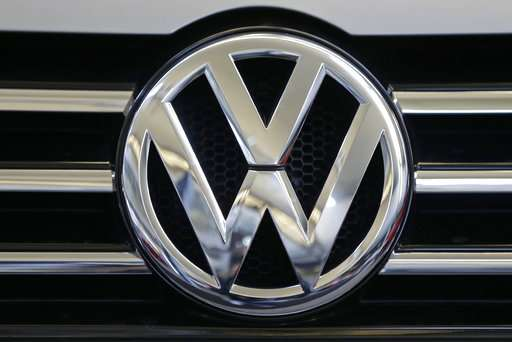 Volkswagen pleads guilty in US diesel emissions scandal