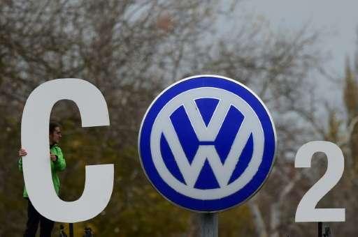"""Volkswagen's """"dieselgate"""" crisis turned personal this week"""