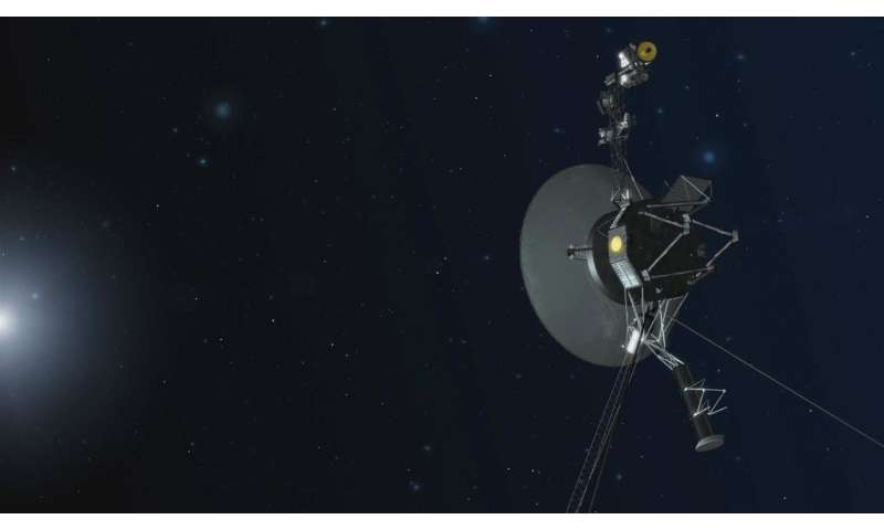 NASA's Voyager 1 Spacecraft Thrusters Work After Decades Of Being Dormant