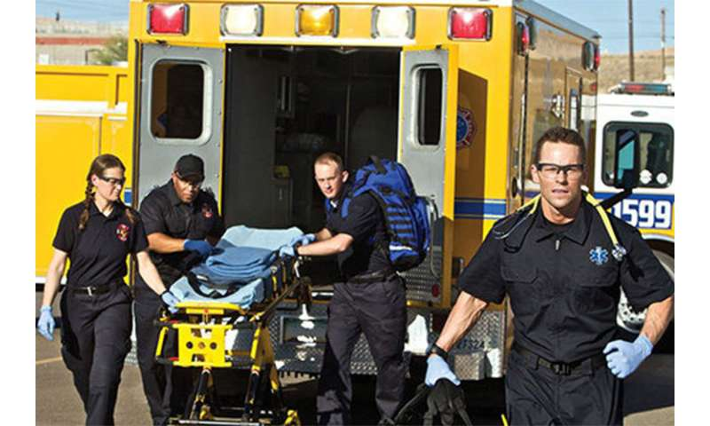 Wages low, injuries high for emergency medical workers, study says