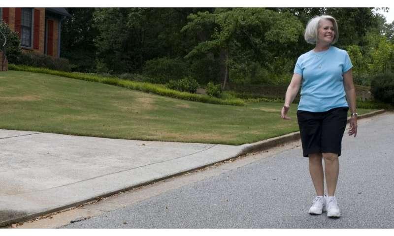 Walkable neighborhoods linked with more active older adults