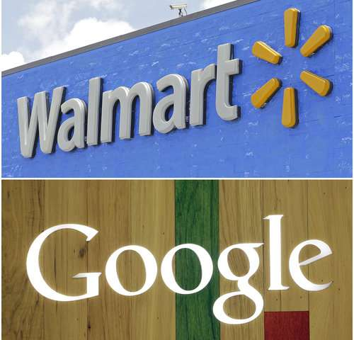 Walmart dives into voice-activated shopping with Google