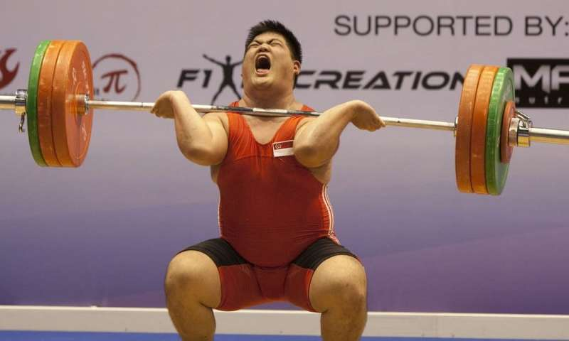 Weightlifters and divers offer a lesson for business in risk and reward