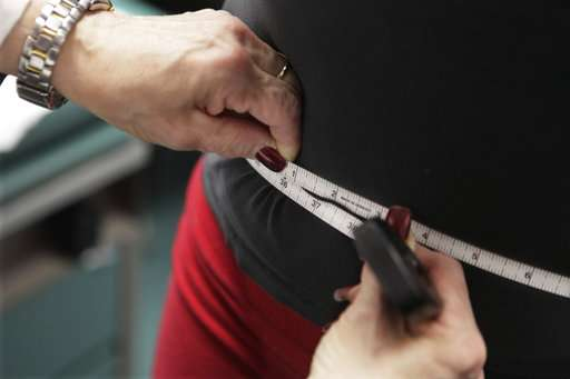 Weight swings may be risky for overweight heart patients