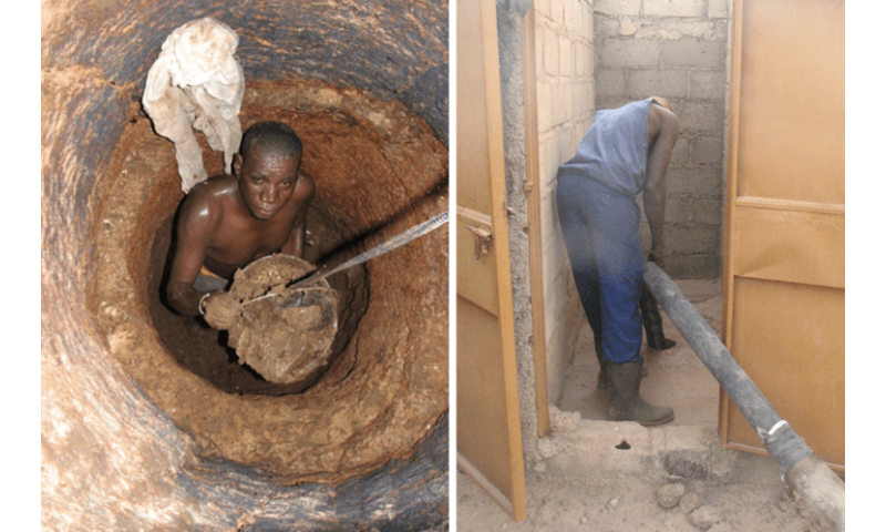 We make fake poo in a laboratory – to improve sanitation in Bangladesh