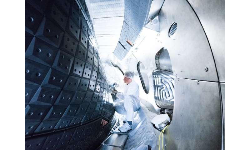 Wendelstein 7-X: Second round of experimentation started