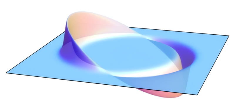 "What is the Alcubierre ""warp"" drive?"
