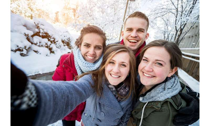 What kind of selfie taker are you?
