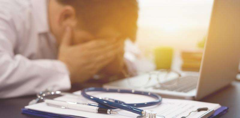 What needs to happen to build resilience and improve mental health among junior doctors