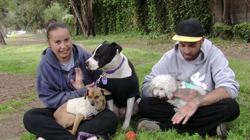 What the bond between homeless people and their pets demonstrates about compassion