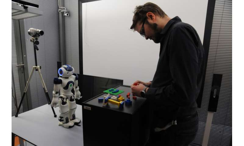 Why humans find faulty robots more likeable