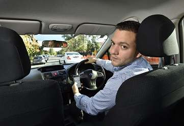 Why some drivers slow down when using mobile phones