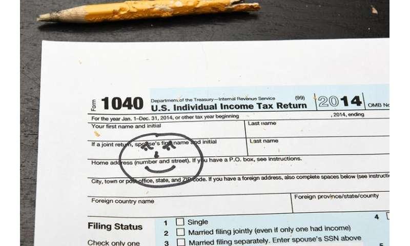 Why tax cuts make us less happy