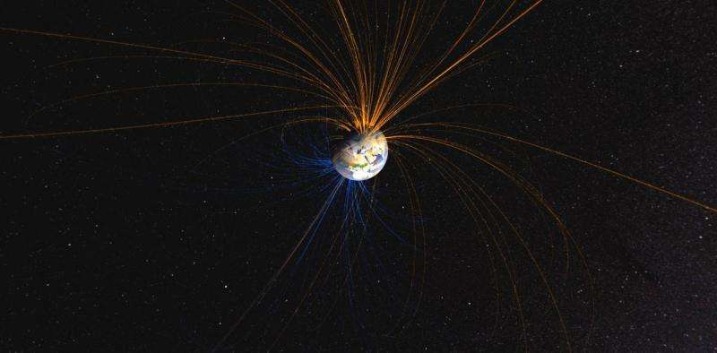 Why the Earth's magnetic poles could be about to swap places – and how it would affect us