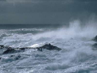 Winds and sea ice