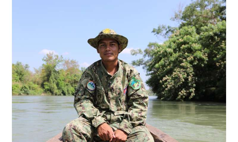 WWF and UCF study wildlife rangers, what motivates them?
