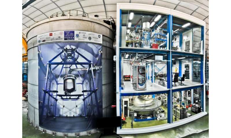 XENON1T, the most sensitive detector on Earth searching for WIMP dark matter, releases its first result