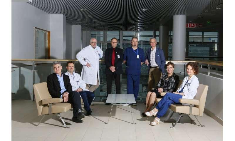 Xenon gas treatment studied at Turku University Hospital progresses into drug development