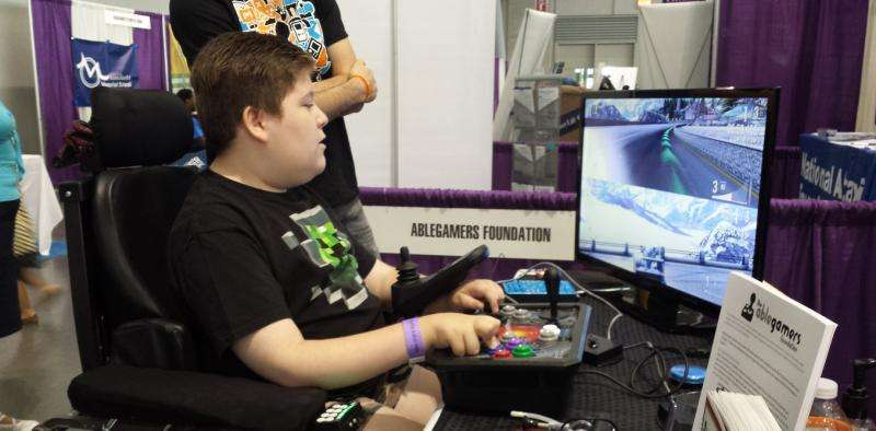 Young gamers are inventing their own controllers to get around their disabilities