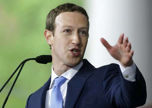 Zuckerberg sorry for virtual tour of devastated Puerto Rico
