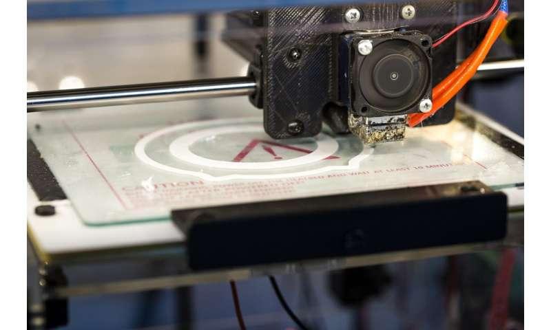 3-d printing