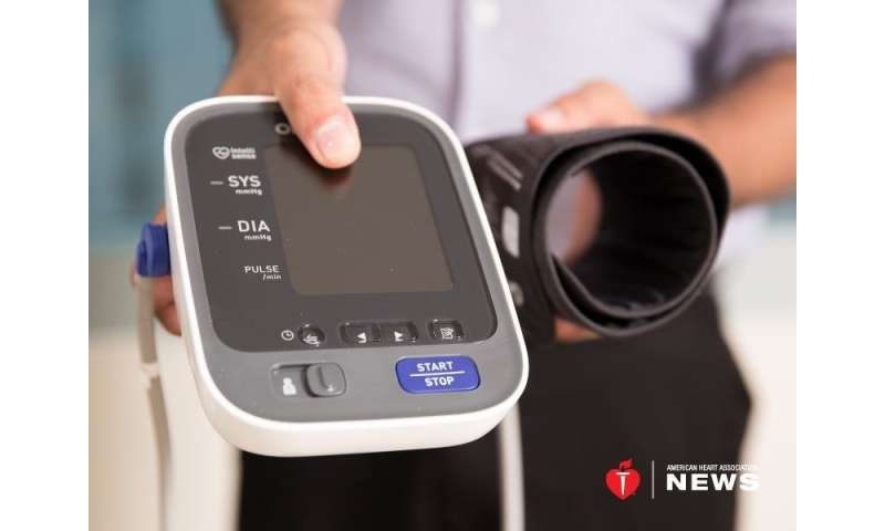 AHA: blood pressure measurement mistakes can lead to misdiagnoses