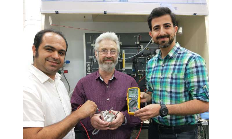 All power to the proton: RMIT researchers make battery breakthrough