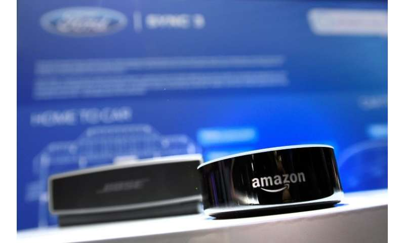 """Amazon Echo devices are leading in the market for """"conversational commerce,"""" according to analysts"""